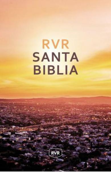 SANTA BIBLIA RVR