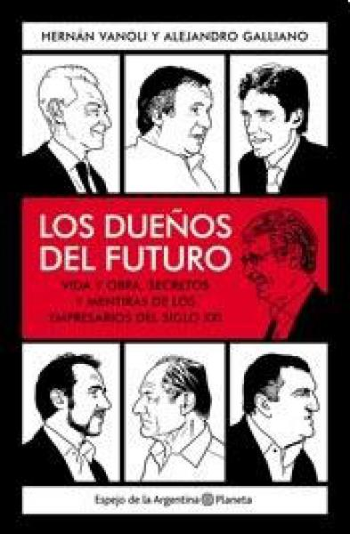 LOS DUEÑOS DEL FUTURO