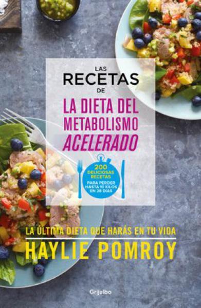 RECETAS DE LA DIETA DEL METABOLISMO ACEL