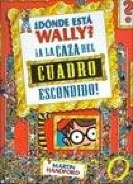 DONDE ESTA WALLY:A LA CAZA DEL CUADRO...