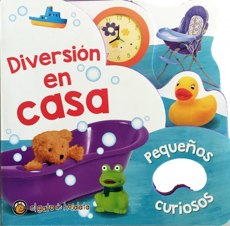 DIVERSION EN CASA