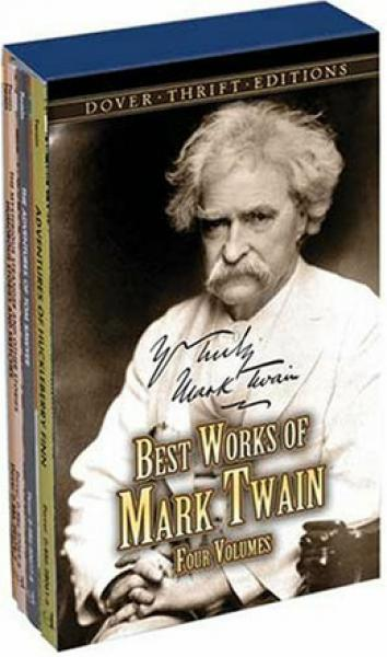 BEST WORKS OF MARK TWAIN (INGLES)