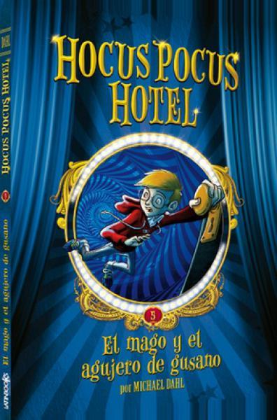 HOCUS POCUS HOTEL V - EL MAGO Y EL ...