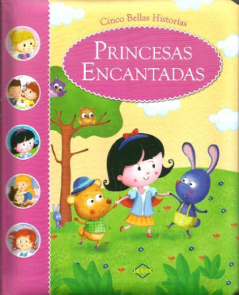 PRINCESAS ENCANTADAS