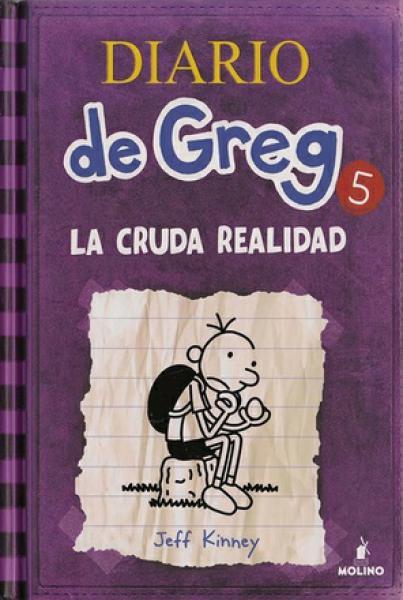 DIARIO DE GREG 5 - LA HORRIBLE REALIDAD