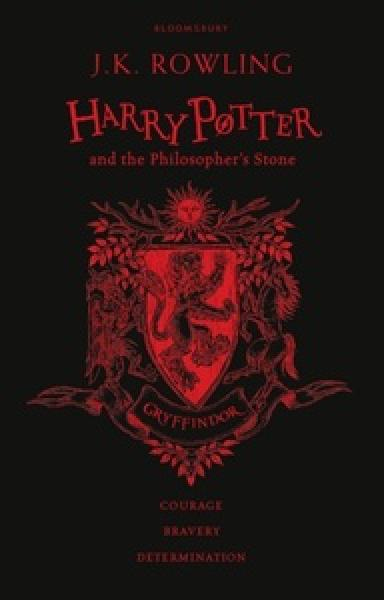 HARRY POTTER 1 - GRIFFINDOR - INGLES-ENC
