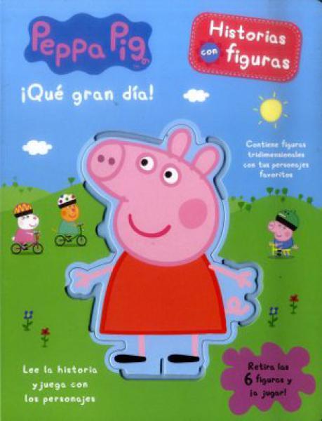PEPPA PIG ¡QUE GRAN DIA!