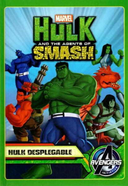 HULK AND THE AGENTS OF SMASH - POP-UP