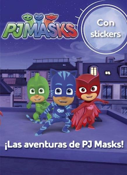 AVENTURAS DE PJ MASKS