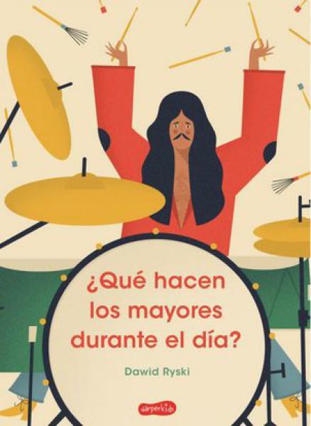 QUE HACEN LOS MAYORES DURANTE EL DIA?