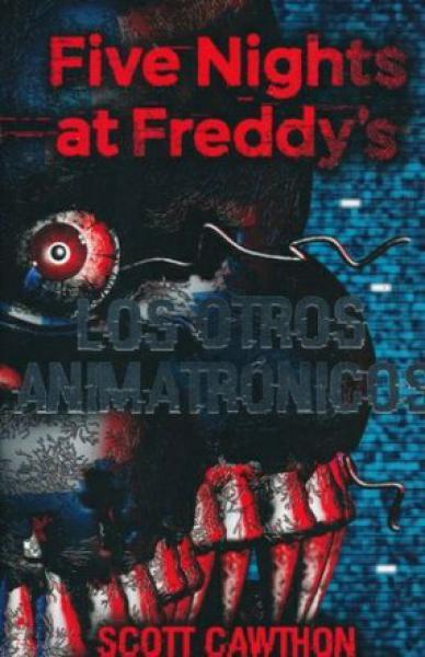 FIVE NIGHTS AT FREDDY'S 2 LOS OTROS ANIM
