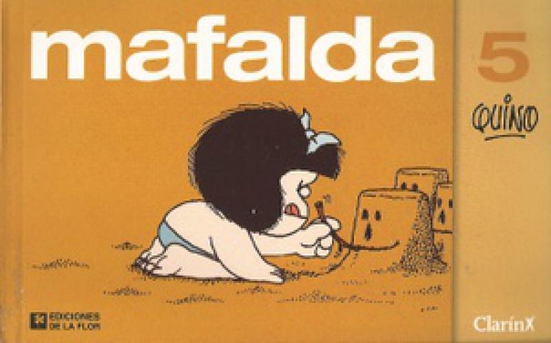 MAFALDA 5 - CLARIN