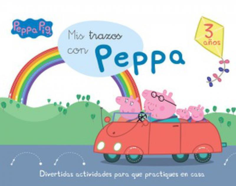 PEPPA PIG - MIS TRAZOS CON PEPPA