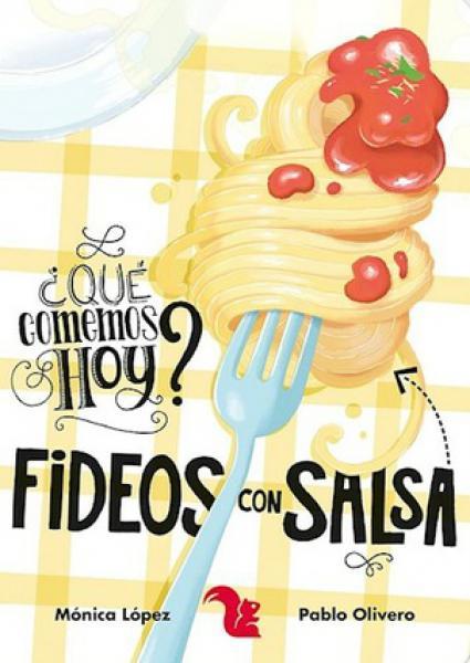 FIDEOS CON SALSA