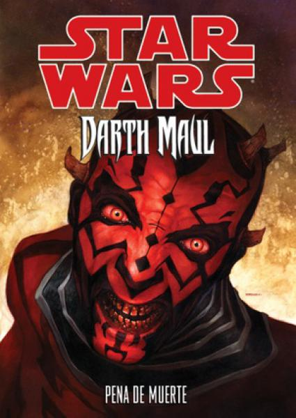 STAR WARS - DARTH MAUL (PENA DE MUERTE)