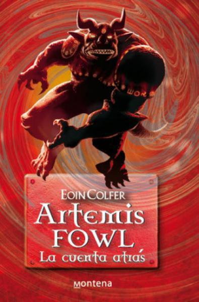 ARTEMIS FOWL 5 -LA CUENTAS ATRAS-