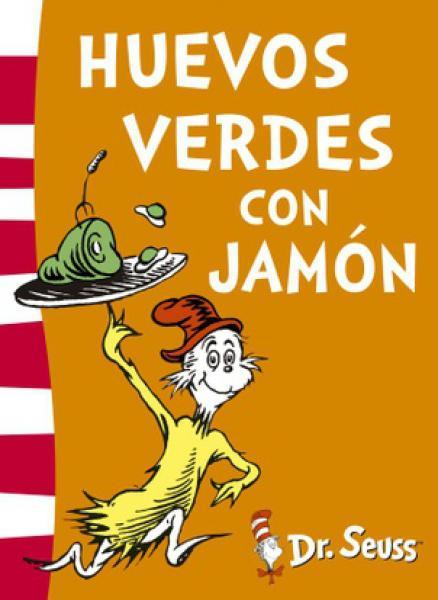 HUEVOS VERDES CON JAMON