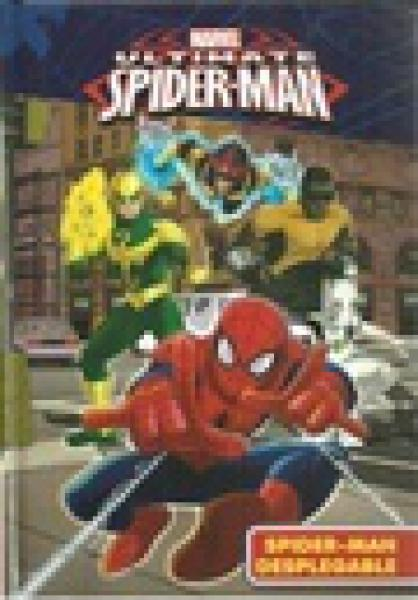 ULTIMATE SPIDER-MAN ( POP-UP )