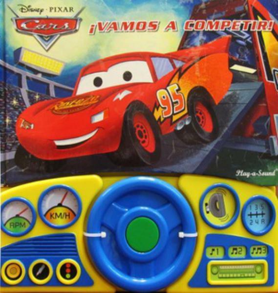 VAMOS A COMPETIR! (CARS)