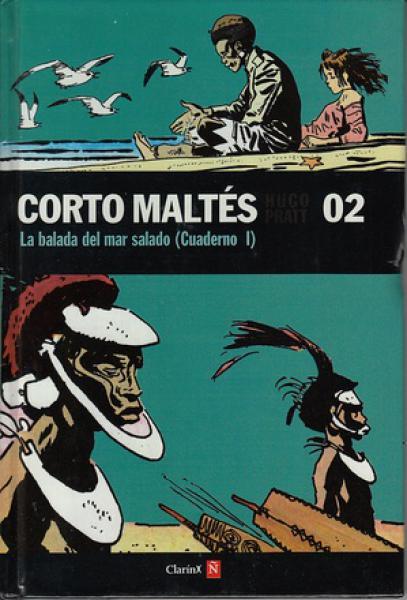 CORTO MALTES 2 - LA BALADA DEL MAR SALAD