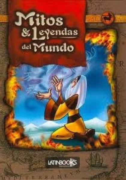 MITOS Y LEYENDAS DEL MUNDO-ROJO