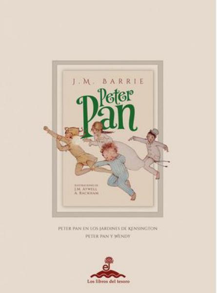 PETER PAN (ILUSTRADO)