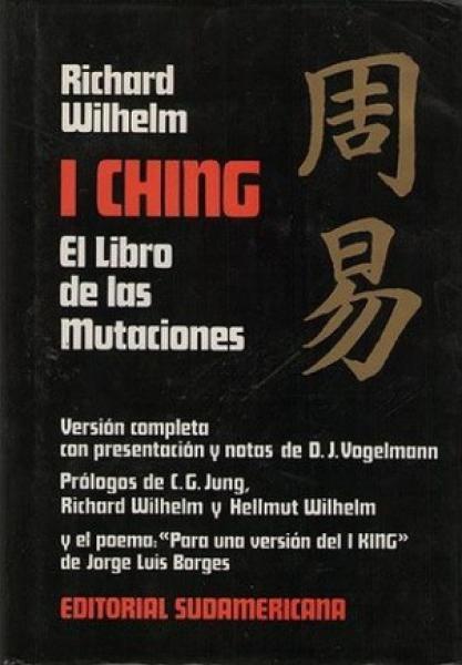 I CHING:LIBRO DE LAS MUTACIONES-LUJO