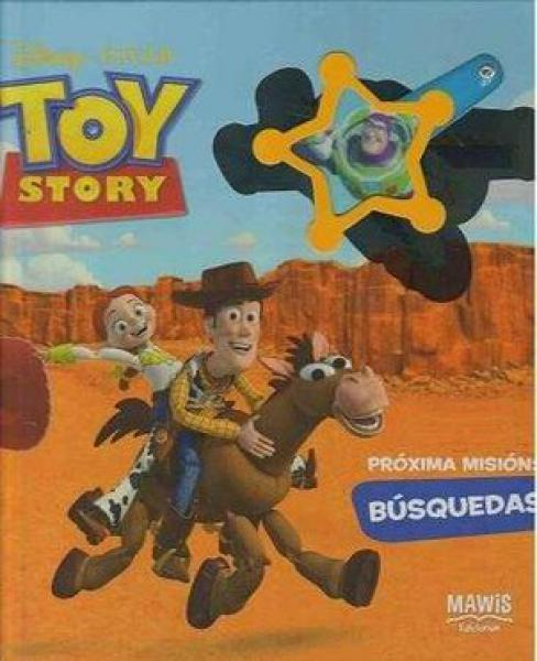 TOY STORY - BUSCA Y ENCUENTRA