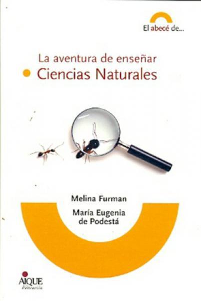 AVENTURA DE ENSEÐAR CIENCIAS NATURALES,