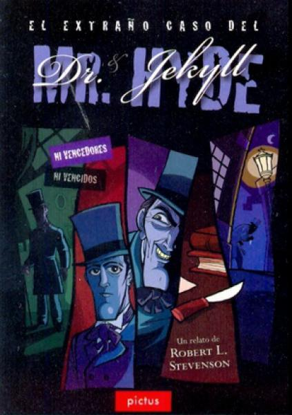 EL EXTRAÐO CASO DEL DR.JEKYLL Y MR.HYDE