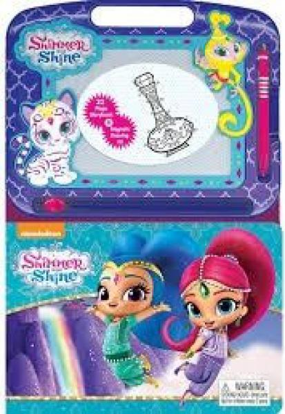 SHIMMER & SHINE - PIZZARRA