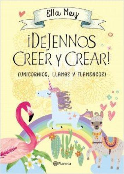 DEJENNOS CREER Y CREAR!