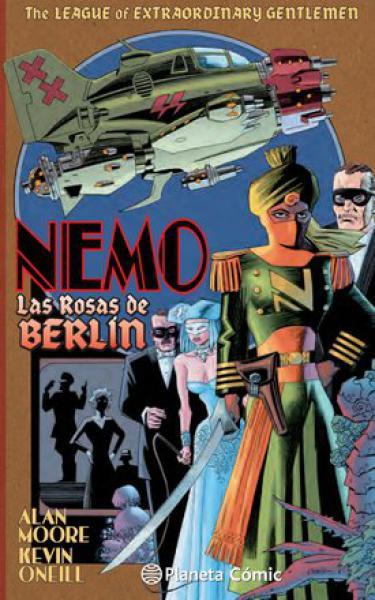 LEAGUE OF EXTRAORDINARY NEMO, THE