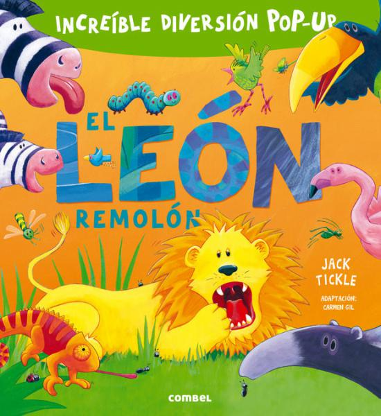 EL LEON REMOLON (POP-UO)