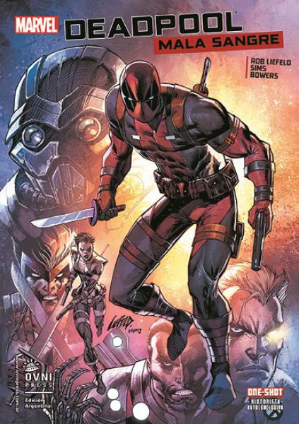 DEADPOOL - MALA SANGRE - ONE SHOT