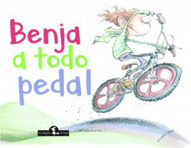 BENJA A TODO PEDAL