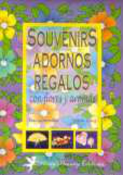 SOUVENIRS, ADORNOS, REGALOS