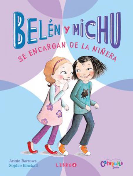 BELEN Y MICHU 4