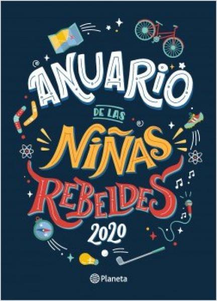 ANUARIO DE LAS NIÐAS REBELDES 2020