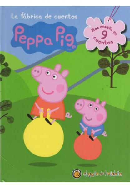 FABRICA DE CUENTOS PEPPA PIG
