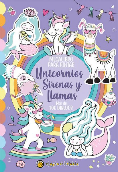 UNICORNIOS SIRENAS Y LLAMAS