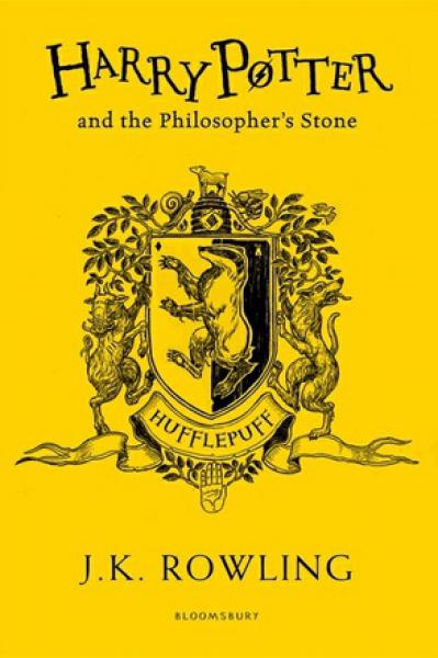 HARRY POTTER 1 - HUFFLEPUFF - INGLES