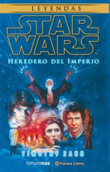 STAR WARS - HEREDERO DEL IMPERIO