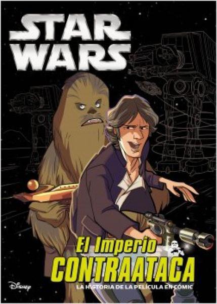 STAR WARS EL IMPERIO CONTRAATACA (HISTOR
