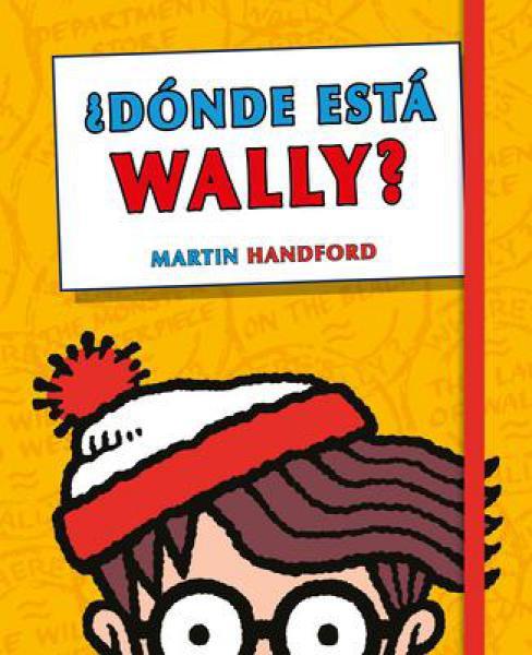 DONDE ESTA WALLY? EDICION ESENCIAL