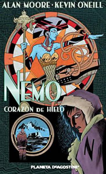 LEAGUE OF EXTRAORDINARY GENTLEMEN NEMO