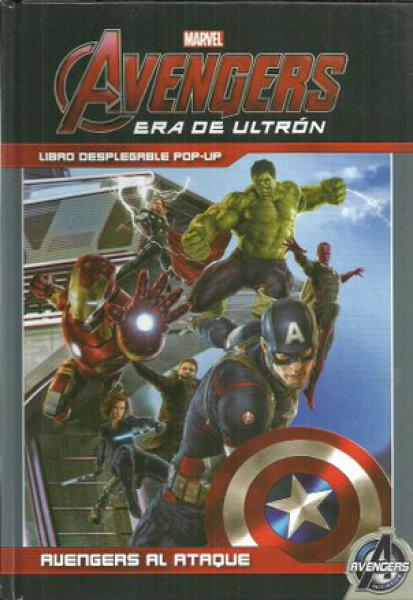 AVENGERS AL ATAQUE - POP UP