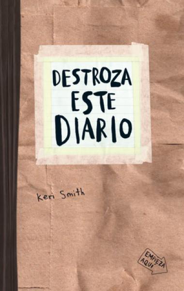 DESTROZA ESTE DIARIO - CRAFT