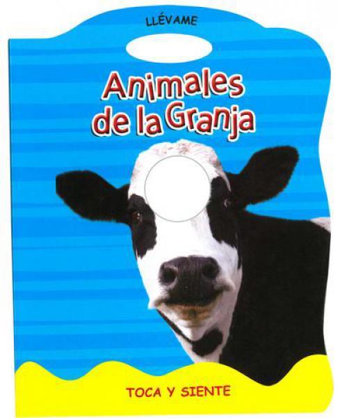 ANIMALES DE LA GRANJA - TOCA Y SIENTE
