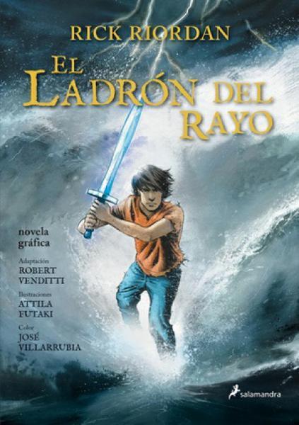 EL LADRON DEL RAYO (COMIC)